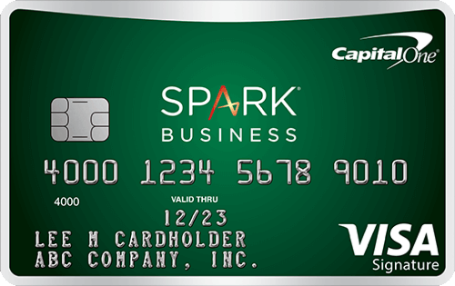 Capital One® Spark® Cash for Business Image