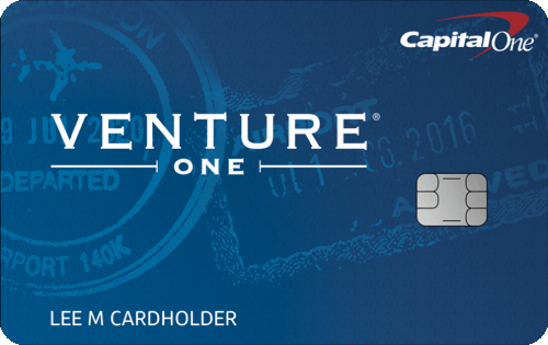e43d40356e0 Capital One® VentureOne® Rewards Credit Card