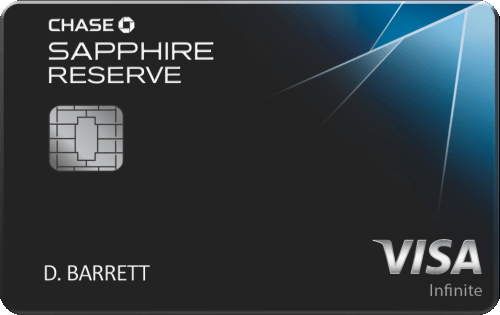 Best travel credit cards one mile at a time chase sapphire reserve reheart Images