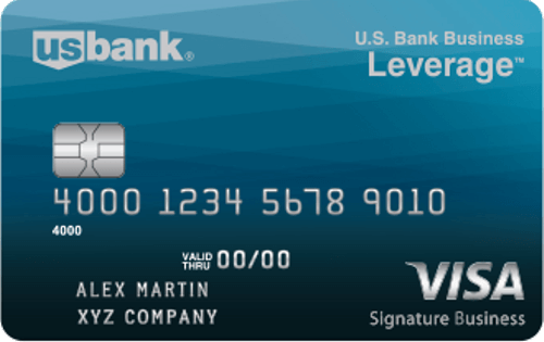 U.S. Bank Business Leverage™ Visa Signature® Card