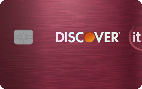 Discover it® Cash Back Image