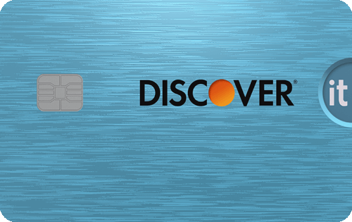 Discover it® Student Cash Back Image