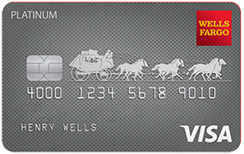 Wells Fargo Platinum Visa card Review