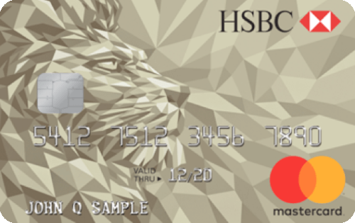 HSBC Gold Mastercard® credit card Image