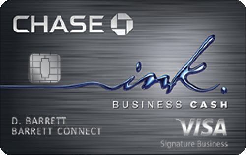 Ink Business Cash℠ Credit Card