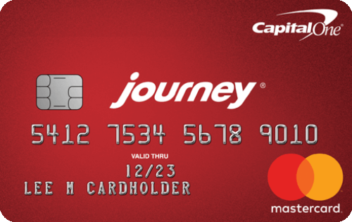 Journey® Student Rewards from Capital One® Image