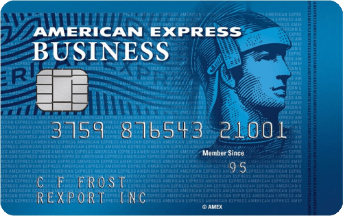 SimplyCash® Plus Business Credit Card from American Express Image