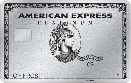 The Platinum Card® from American Express Image