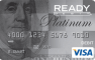 READYdebit Platinum Visa Prepaid Card